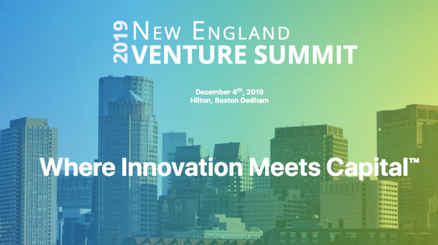New England Venture Summit