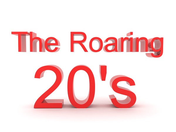 The roading 20's