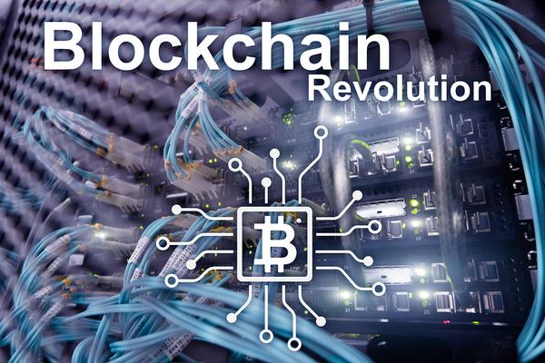 Blockchain events